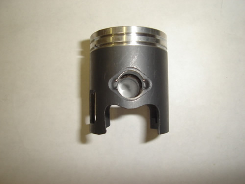Piston 2 stroke 50cc engine 12mm wrist pin-1108