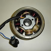 125cc - 150cc Stator-Oil Pump