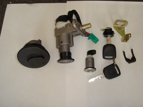 Ignition Set 2 stroke 50cc GMI107-1345