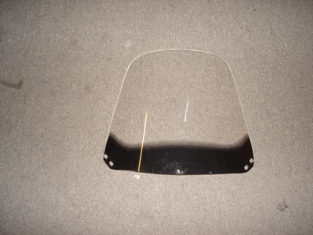 150cc Touring Style Windshield-2090