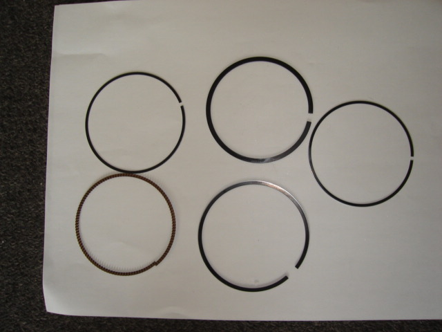 Piston Ring 260cc 70mm Item 1677