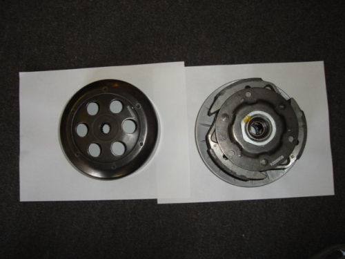 Clutch Assembly 250cc-300cc -1684