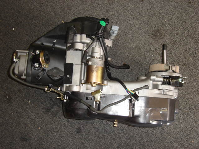 Short Case 150cc Engine, 17 inches-1873