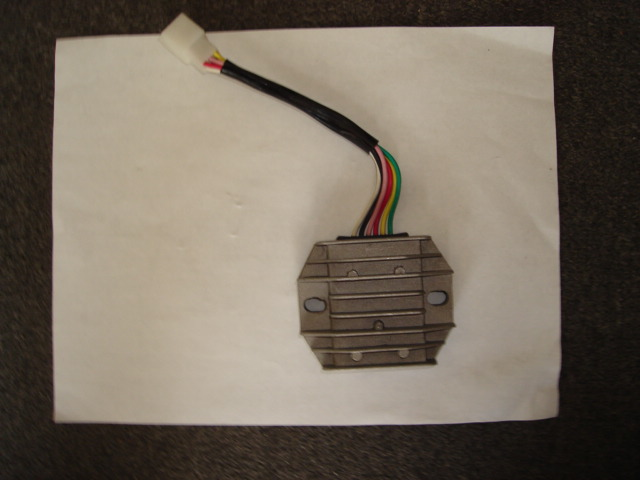 Voltage Regulator 150cc 6 wire -1875