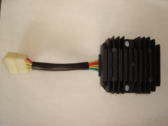 Voltage Regulator 150cc 6 pin connector 5 wire -1876