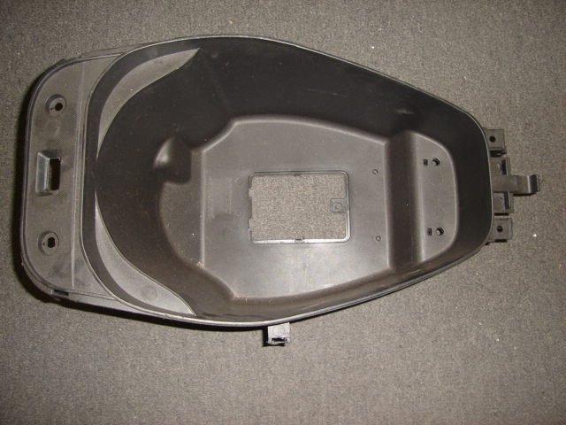 Under Seat Bucket for Scooter 4 stroke 50cc Retro Model -1973