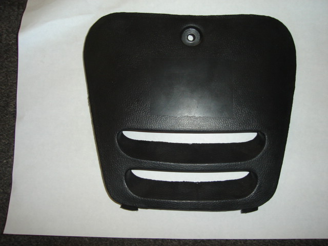 Black Body Access under Seat Panel 150cc Vento Phantom GMI 406-2042