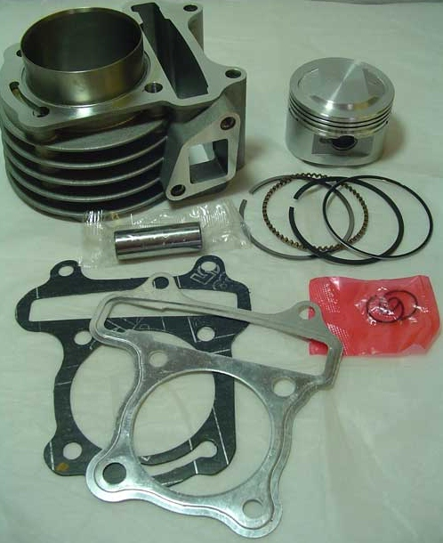 100cc Upgrade kit for 139QMB Engine-Item 2488