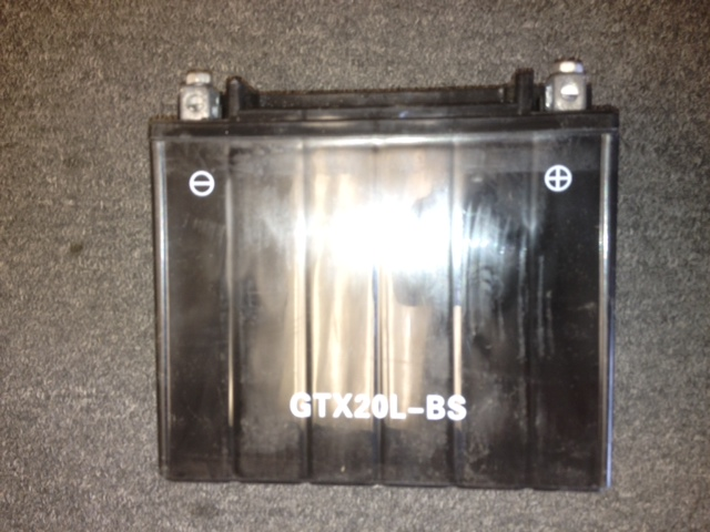 Battery GTX20L-BS- Item 2478