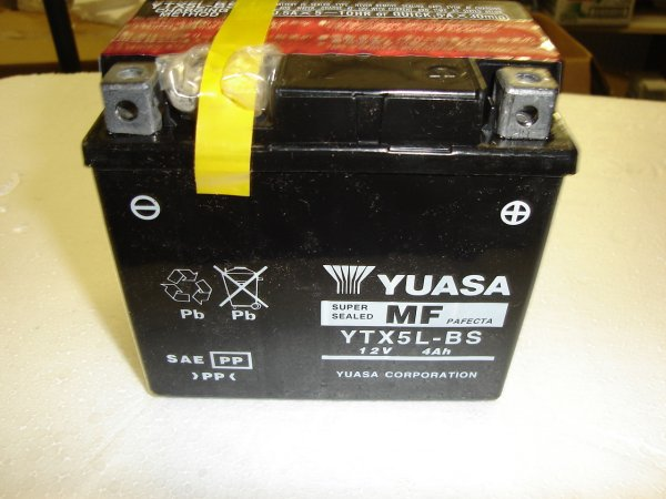 YTX5L-BS Scooter Battery-573