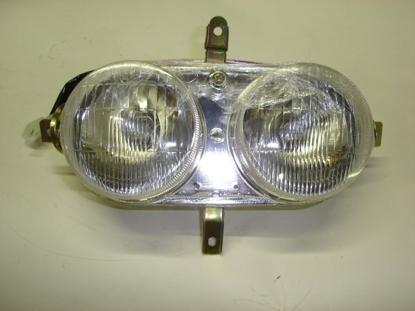 Front Headlight Assembly, MT-2 Scooter-874