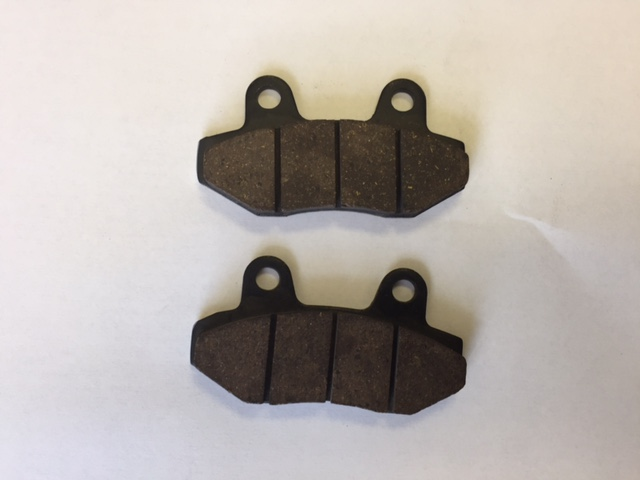 Front Disc Brake pads-2799