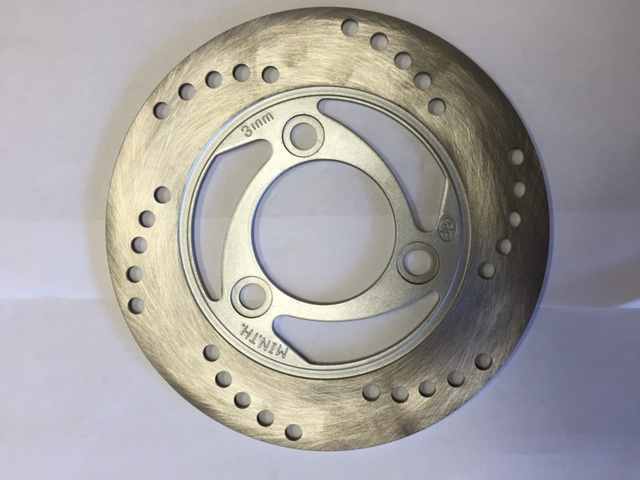 Front Disc Rotor Vento Triton r4 Scooter-850