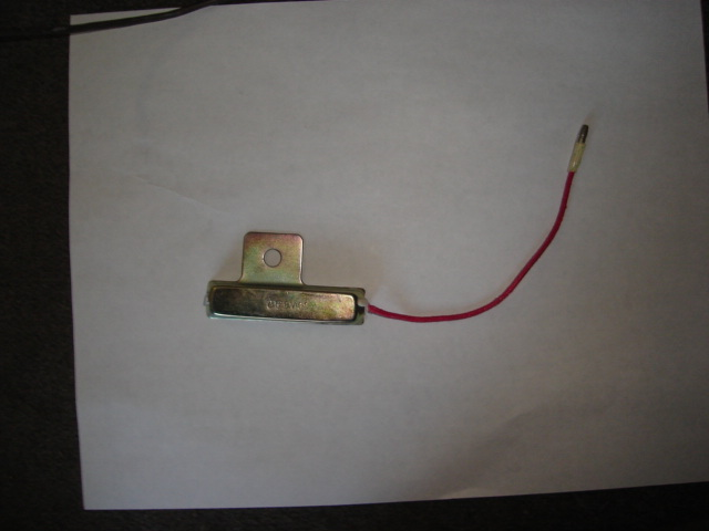 Resister Single Wire 2 stroke 50cc-1810