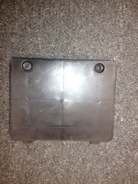 Battery Box Cover Phantom Scooter-514