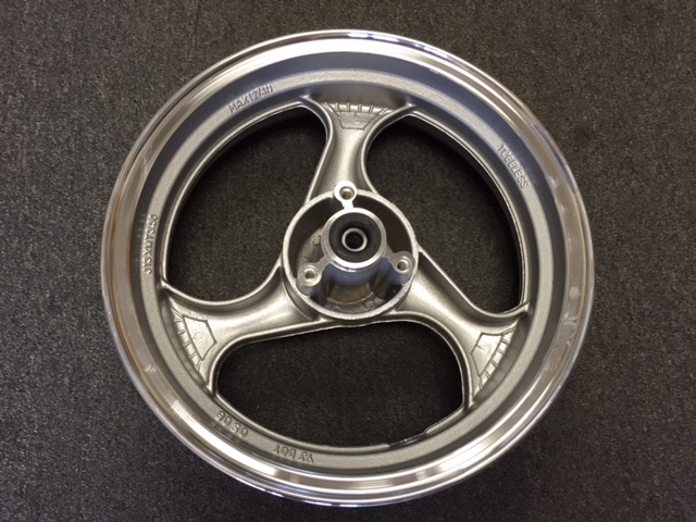 Front Wheel Alloy, Phantom Style Scooter Item 764