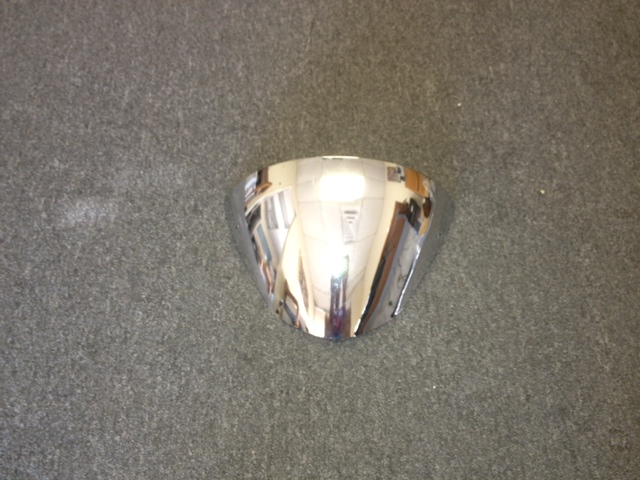 150cc Adventure Windshield Item 2536