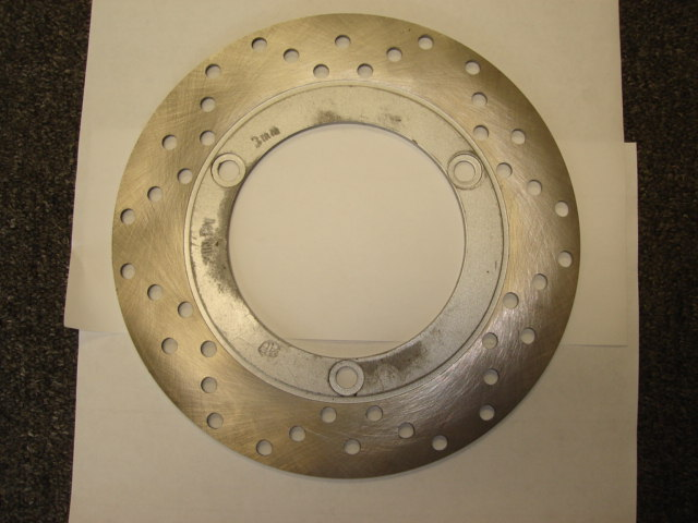 Rear Brake Rotor 260cc Scooter-2145