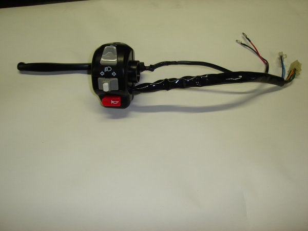 Left Control/Turn Signal Module Matric Scooter-1000