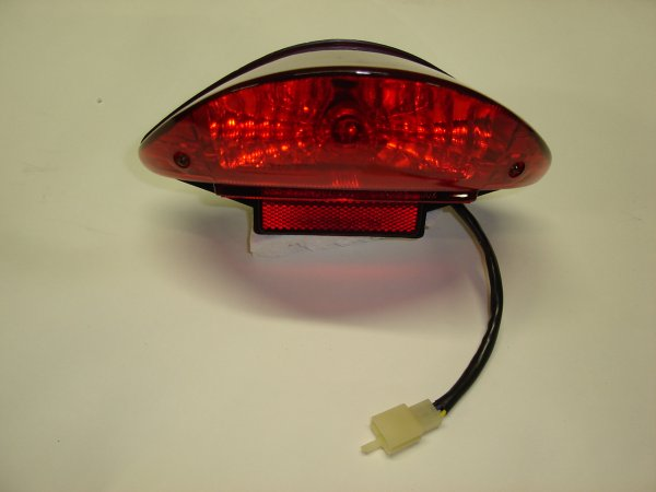 Tail Light Assembly Vento Triton R4 Scooter-816