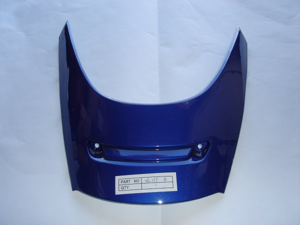 Blue Front Panel Linahi 260cc Classic Scooter-957