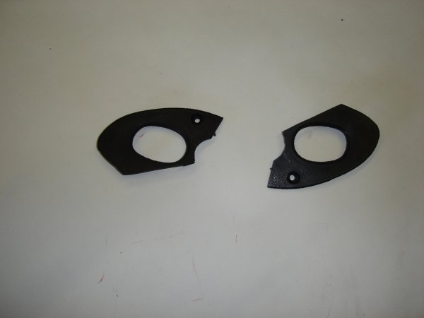 Left Side Handle Cover Phantom Style Scooter-534