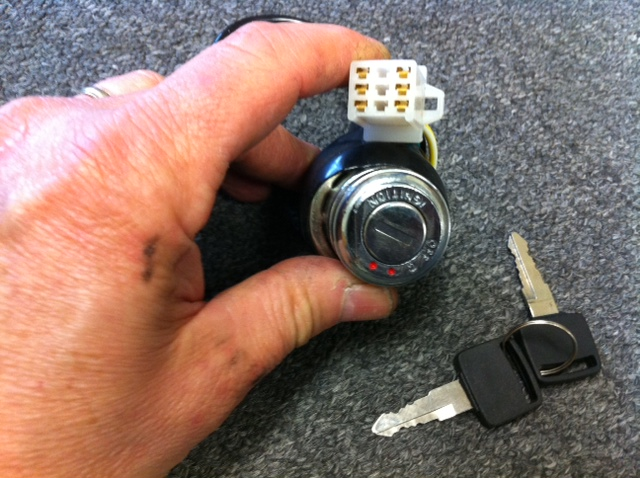 ATV 3 position Ignition Switch Item 2657