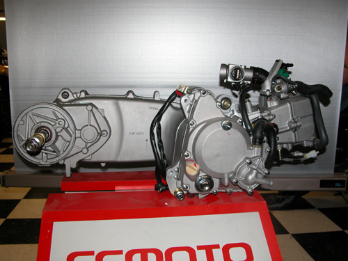 CF Moto 150cc Water Cooled Engine Parts