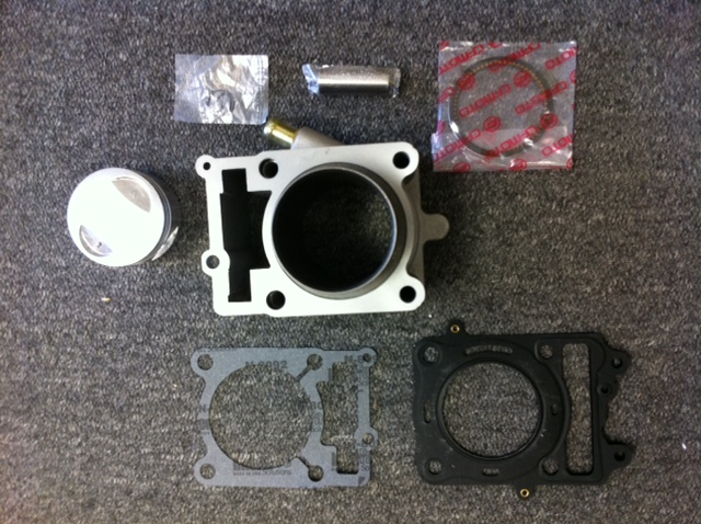 CF Moto Top End Kit