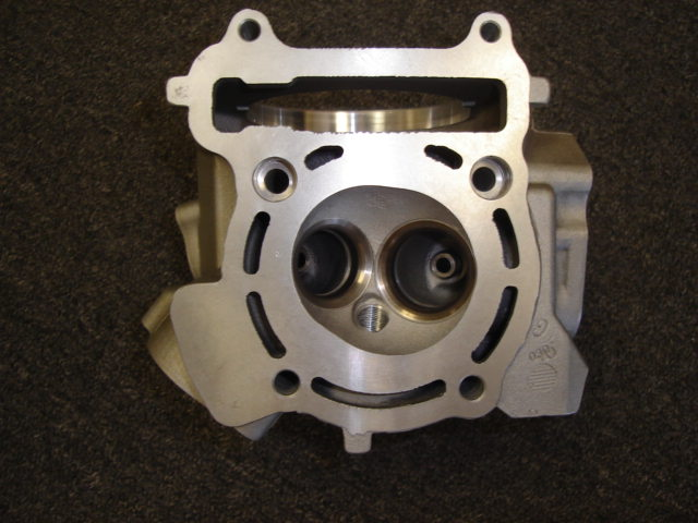 Cylinder Head 250cc-300cc engine -1665