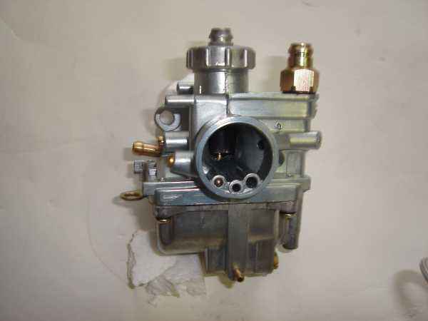 Carburetor for Geely style 2 stroke 50cc engine D1E41QMB -1648
