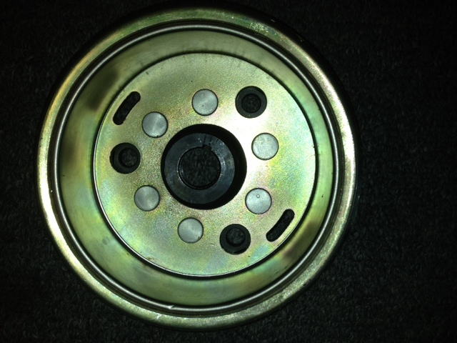 MC-54B Flywheel Item 2329