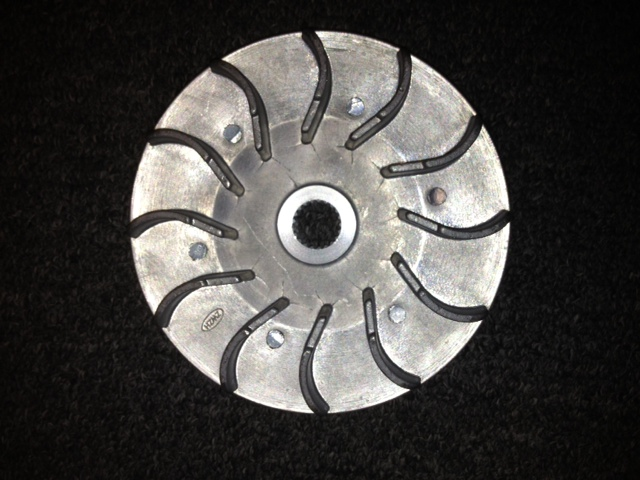 MC-54B Variator Fan Item 2324