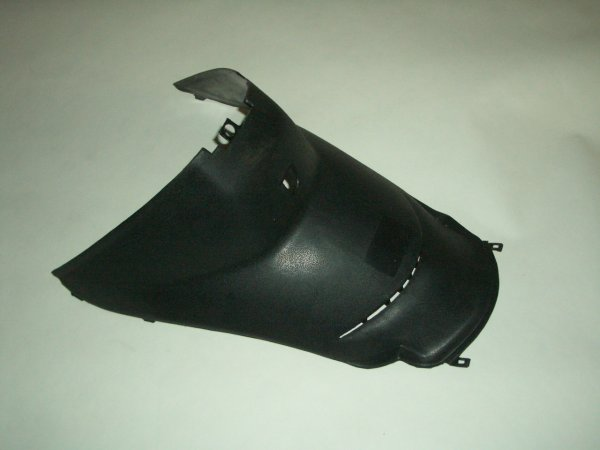 Black Plastic Scooter Foot Guard GMI 104-144