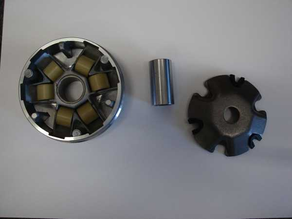Complete Variator Weights 4-stroke 50cc Engine-360