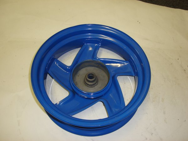 Rear Steel Wheel  Triton R4 Drum Brake-768