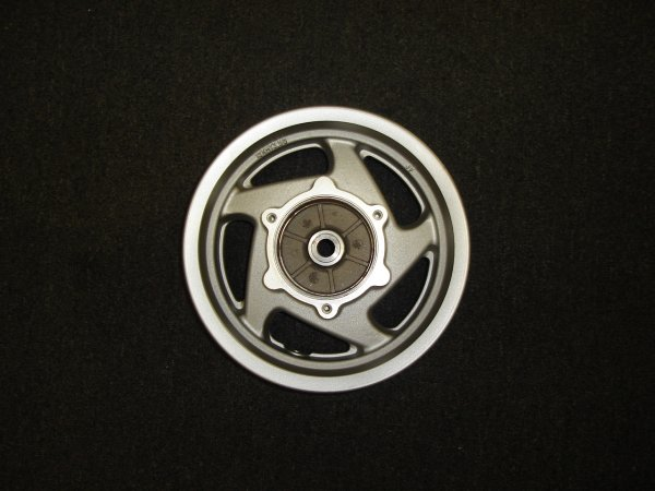 Front Alloy Wheel Disc Brake Linhai 260cc Scooter-781