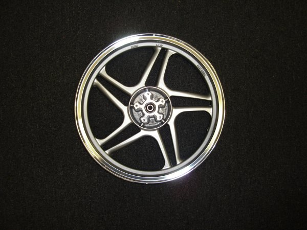 Front Alloy Wheel, Disc Brake, CF Moto Scooter 16 inch Diameter-782