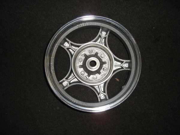 Rear Alloy Scooter Wheel, Drum Brake-773
