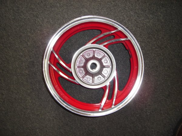 Rear Alloy Wheel Drum Brake-777