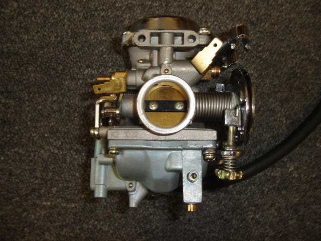 New Style Carburetor on Gy6 150cc Carburetor Manual