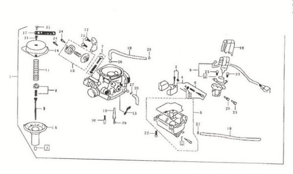 139qmb 5 139qmb carburetor 139qmb wire diagram at reclaimingppi.co